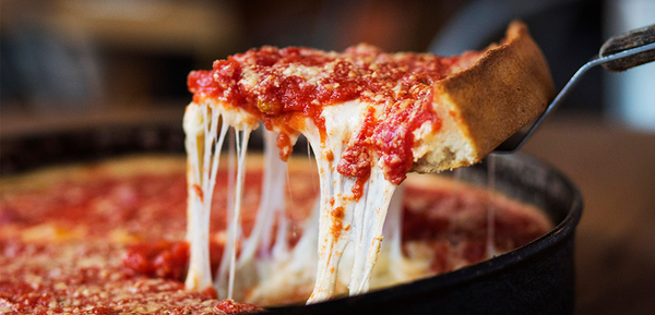 Review of Lou Malnati's: The Best Pizza in Chicago Ever?